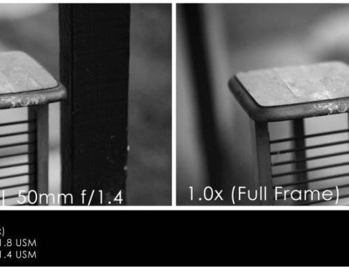 Les fausses «équivalences»de focales plein format vs.APS