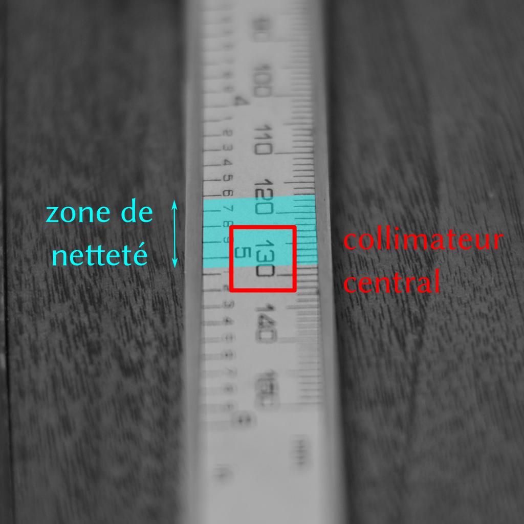Test profondeur de champ (détail)